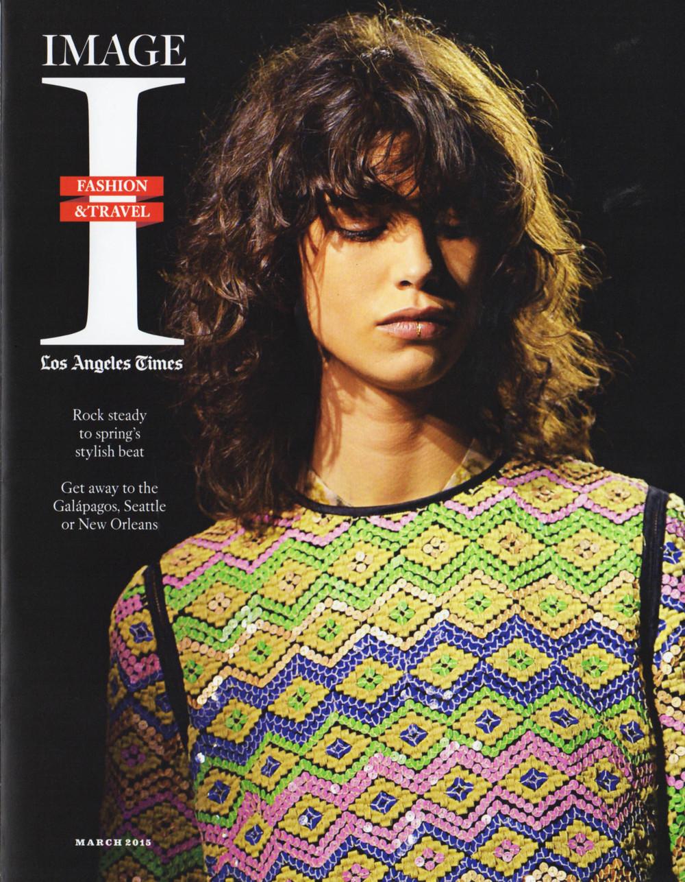 LA Times Image Magazine