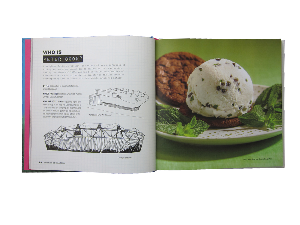 Coolhaus Cookbook Design Bitches