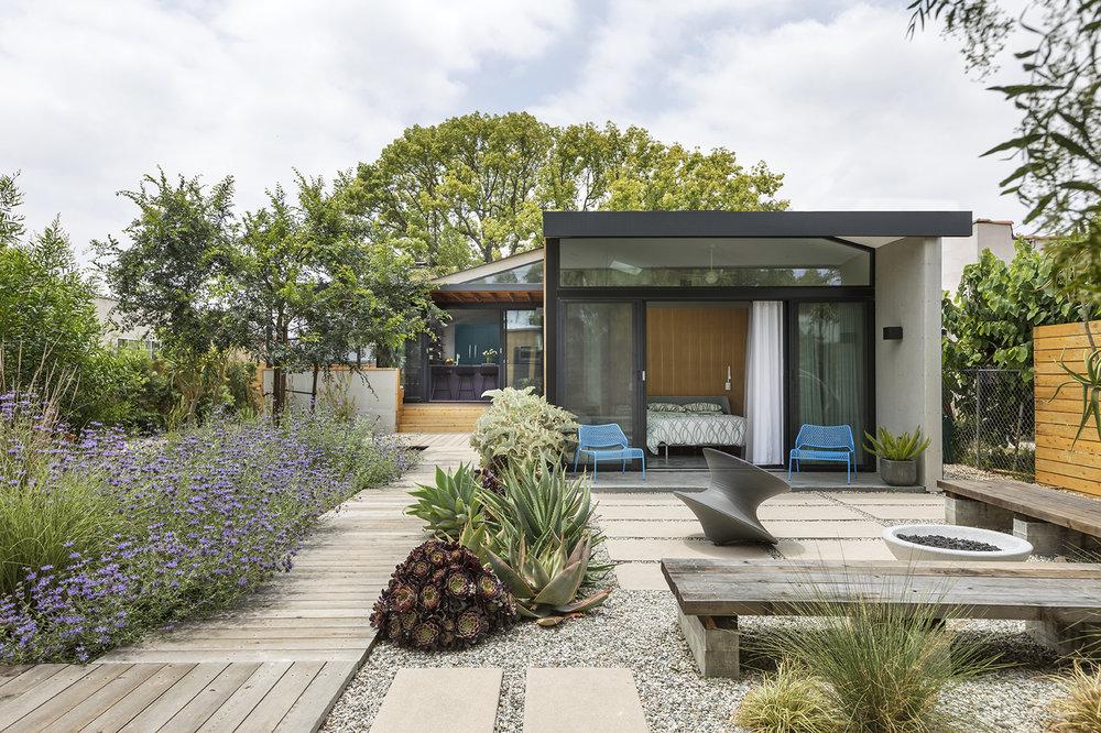 Charming Garden House