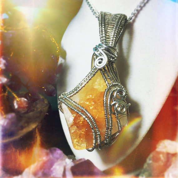 This money-making citrine will enhance business faster than you can believe, available on my etsy shop.