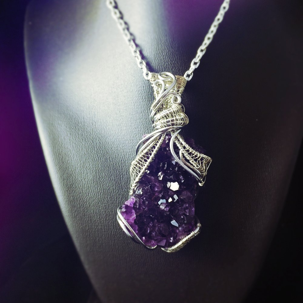 Click The Amethyst to Purchase!
