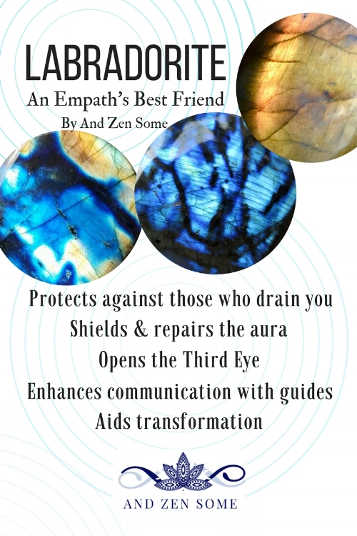 Amazing benefits of labradorite by and zen some