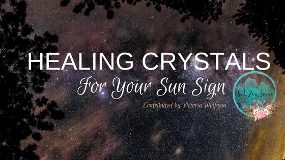 This article can guide you on which healing crystals to use based on your basic astrological placements.