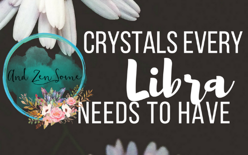 Are you a Libra? Find out which healing stones are best for your zodiac sign!
