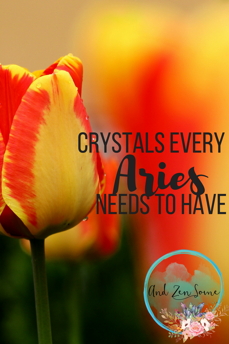 Healing Crystals for Aries