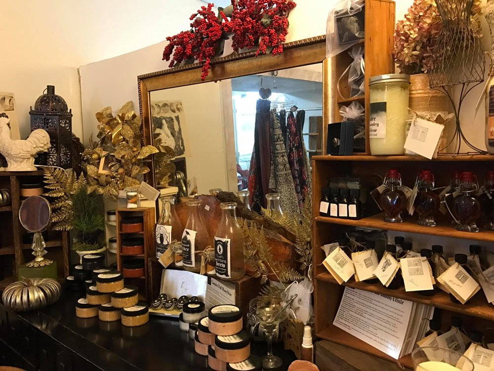 Shop Tannãre's amazing line of Full Moon Elixir products - sugar scrubs, himalayan salt scrubs, body whip, laundry soap, and so much more! Photo from  Facebook.
