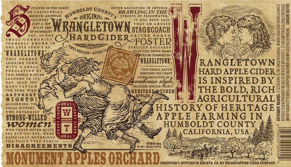 Wrangletown Cider Company Monument Orchard