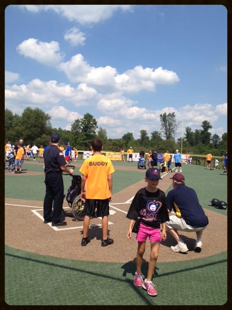 Miracle League Game