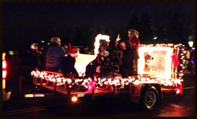 Light Up the Boulevard Parade