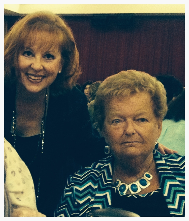 Bev Kinney & Judge Sybil Kennedy at 'Citizen of the Year awards dinner