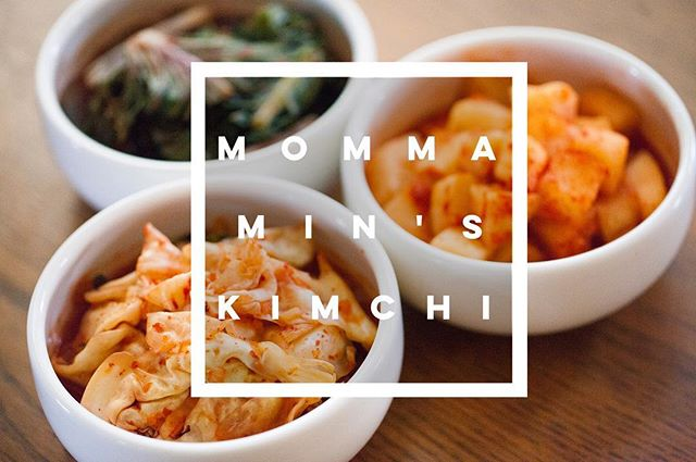 Authentic Korean Taste. Produced in Small Batches in Los Angeles, CA📍#kimchi #mommamins #korean
