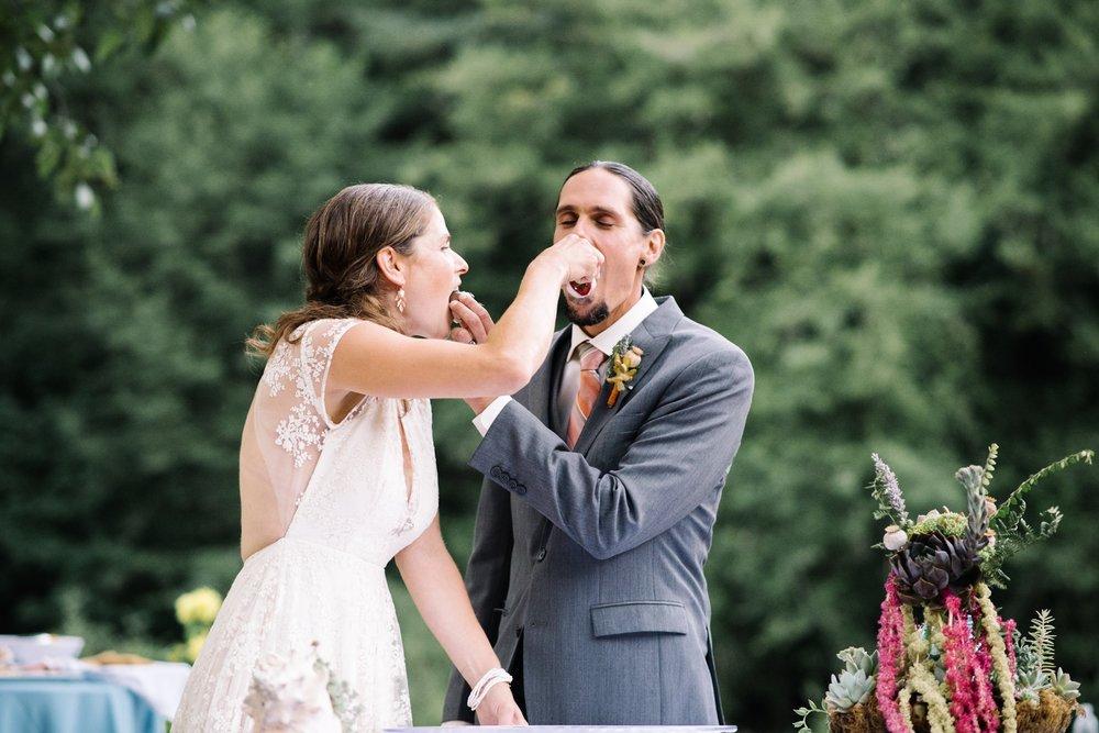wedding first bites