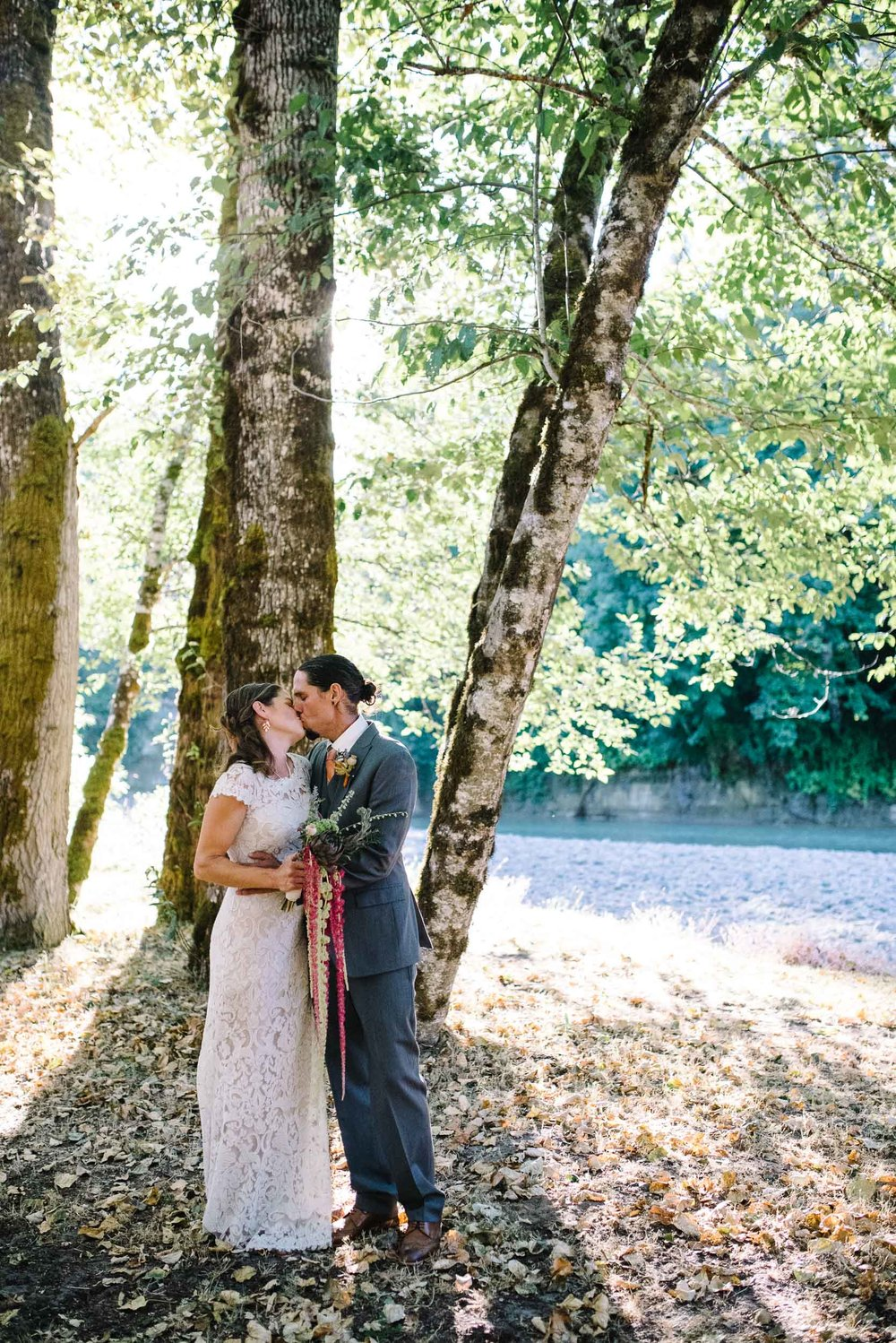 married in the grove
