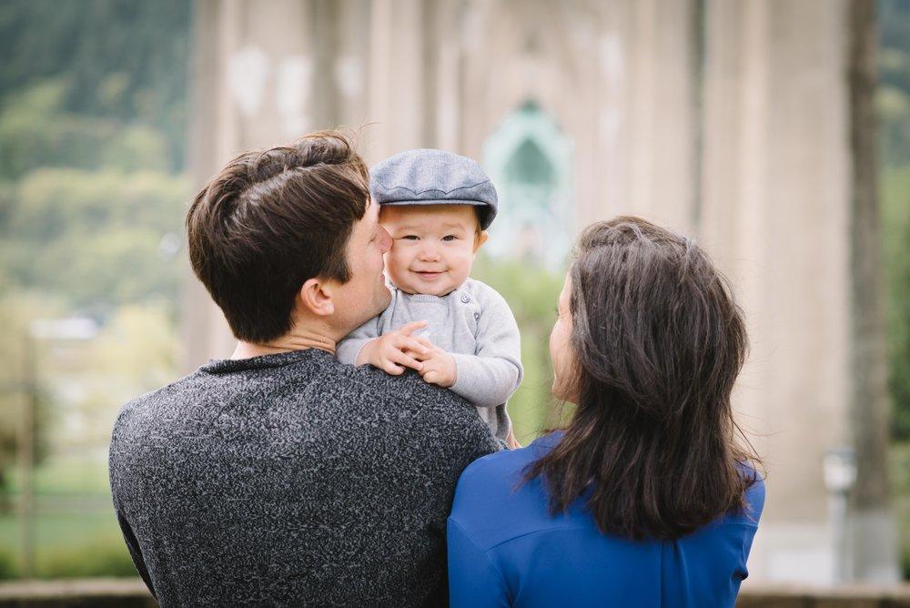 mini-session family