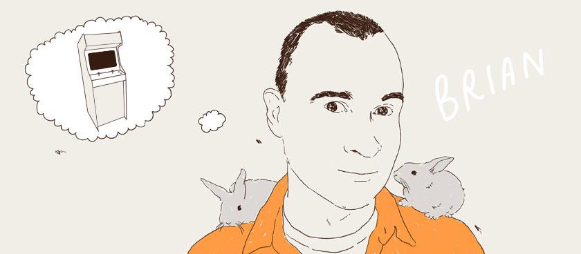 Brian Middleton, Frontend Developer