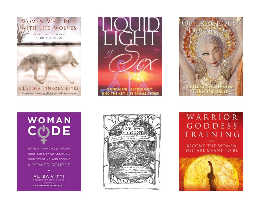 M.PARKE STUDIO | GODDESS BOOK LIST