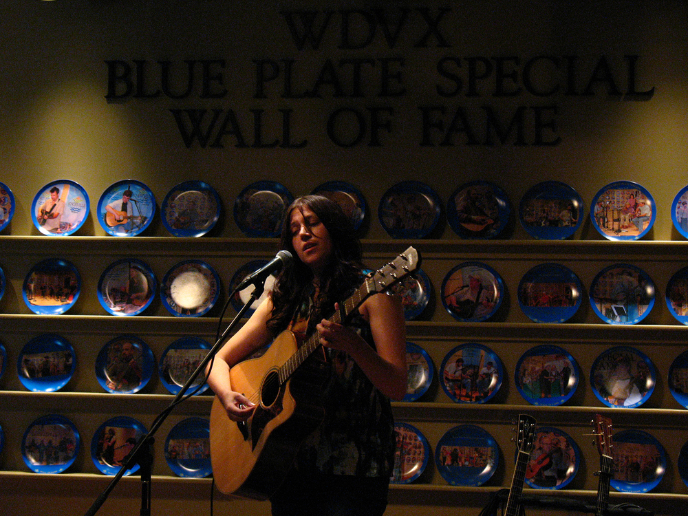 "WDVX ""Blue Plate Special"" (Knoxville, TN)"