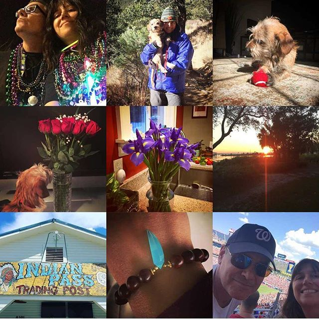 So many awesome adventures this year :) #2017bestnine