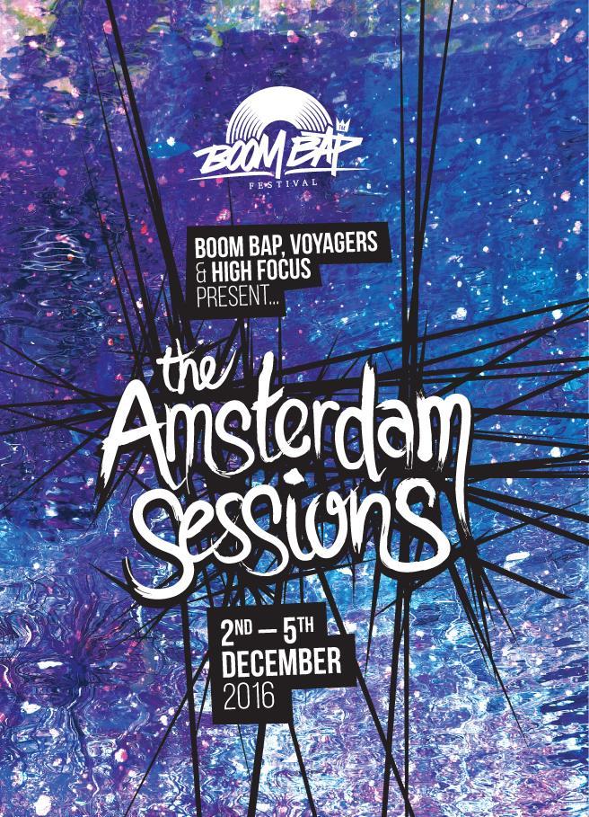 Boom Bap Amsterdam