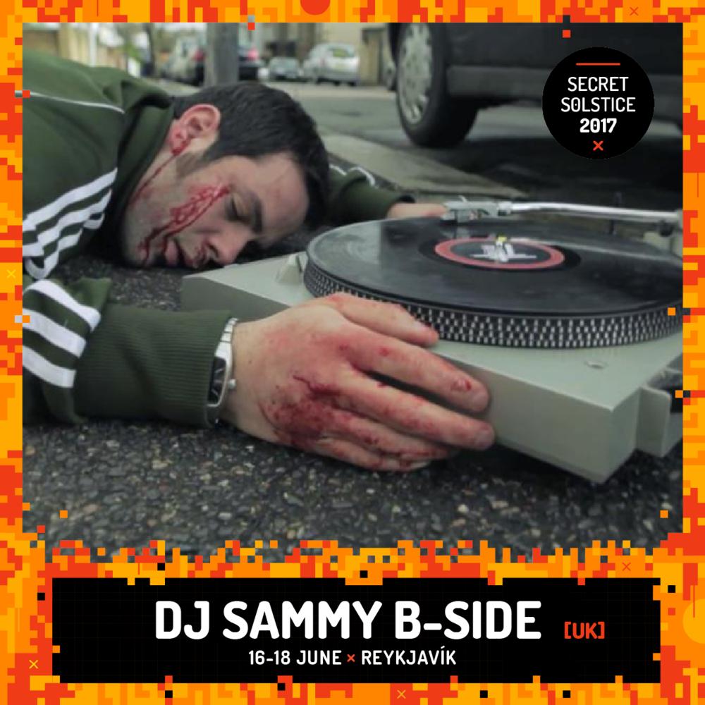DJ Sammy B-Side Iceland