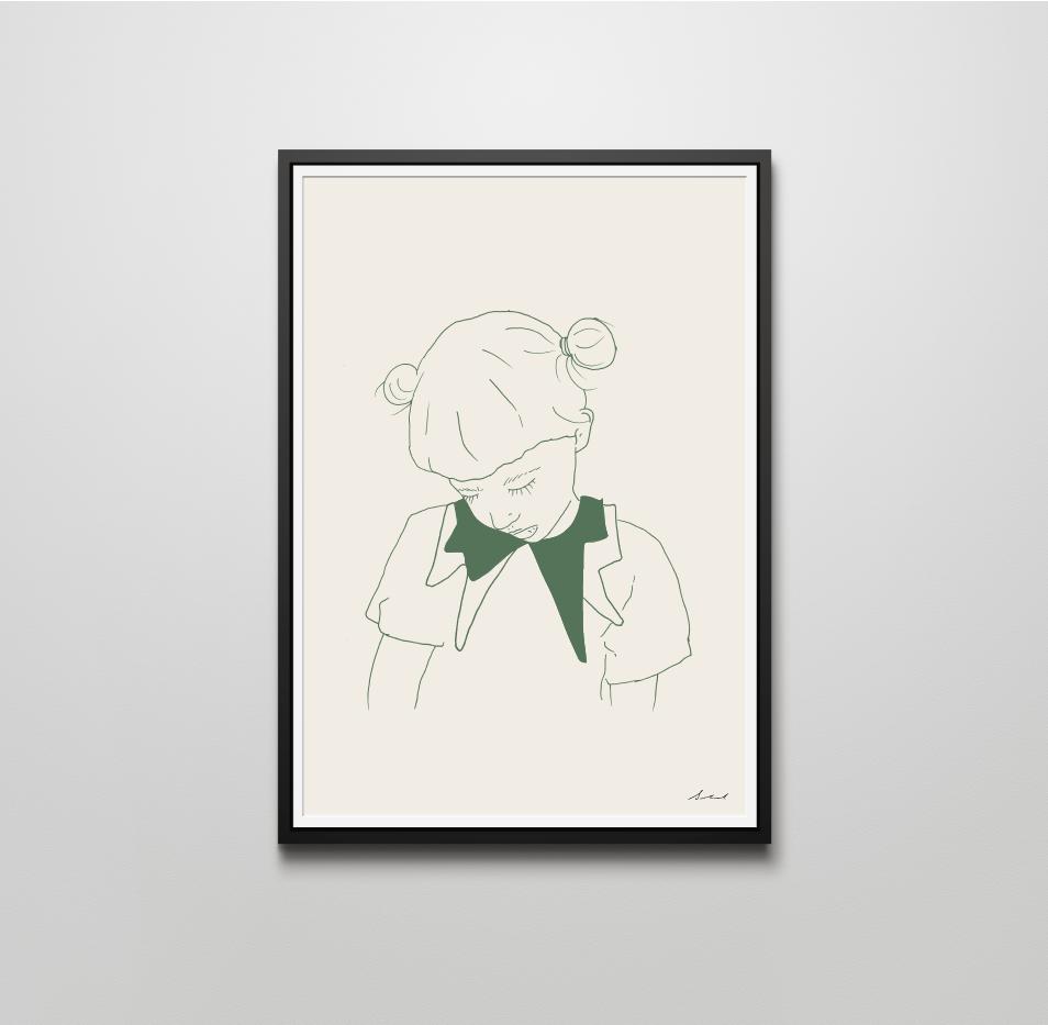 ragdoll : friends_katie watts art print.png