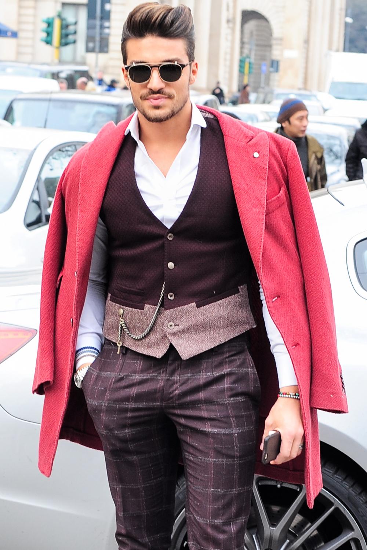 Mariano Di Vaio in Gucci