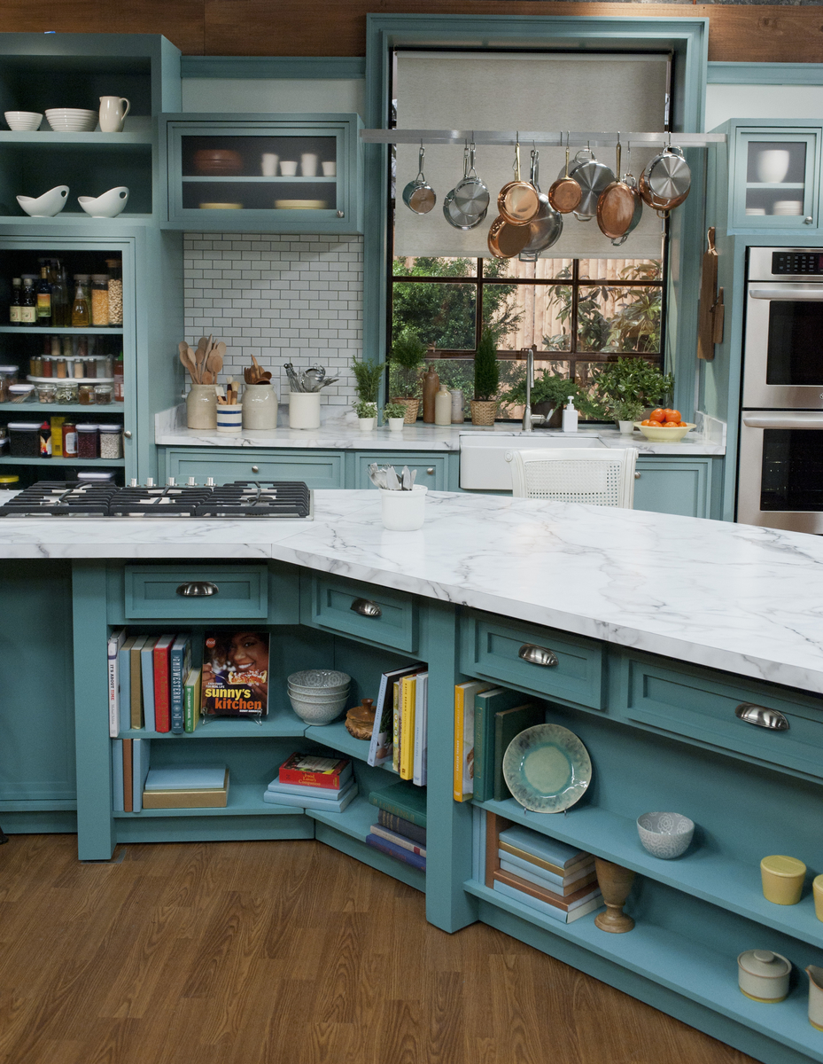 Food Network - The Kitchen - Assistant Art Director — YonGonDesigns