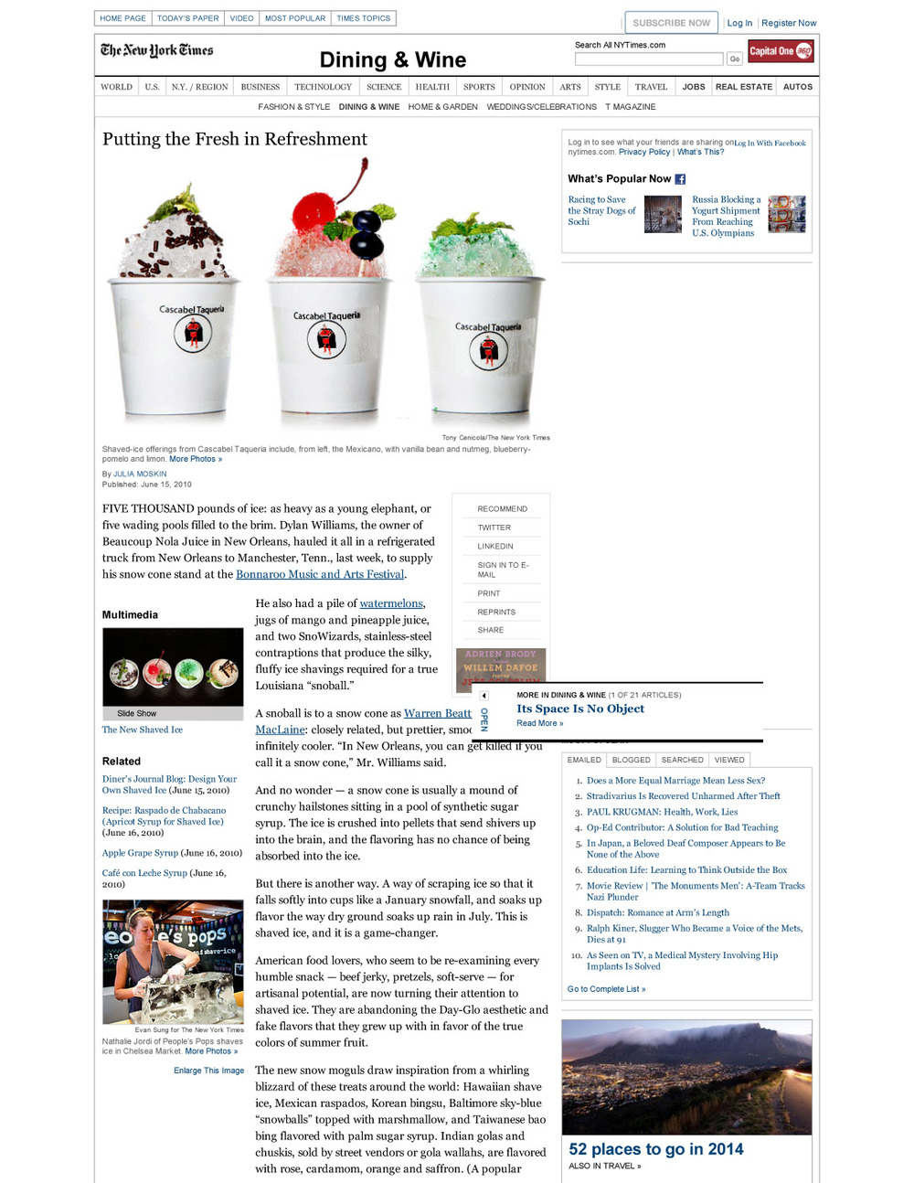 1Snow Cone Grows Up - NYTimes-1.jpg