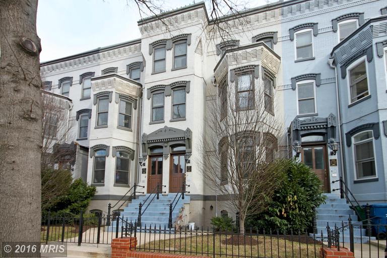 1705 13th St, NW #2 - Offered at $900,000