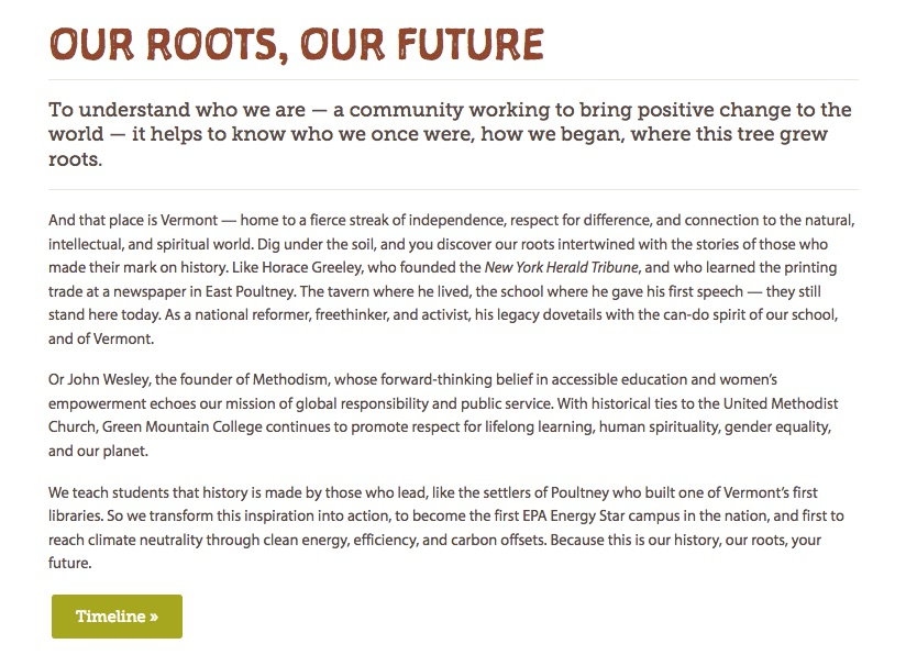 Our Roots - click to enlarge.