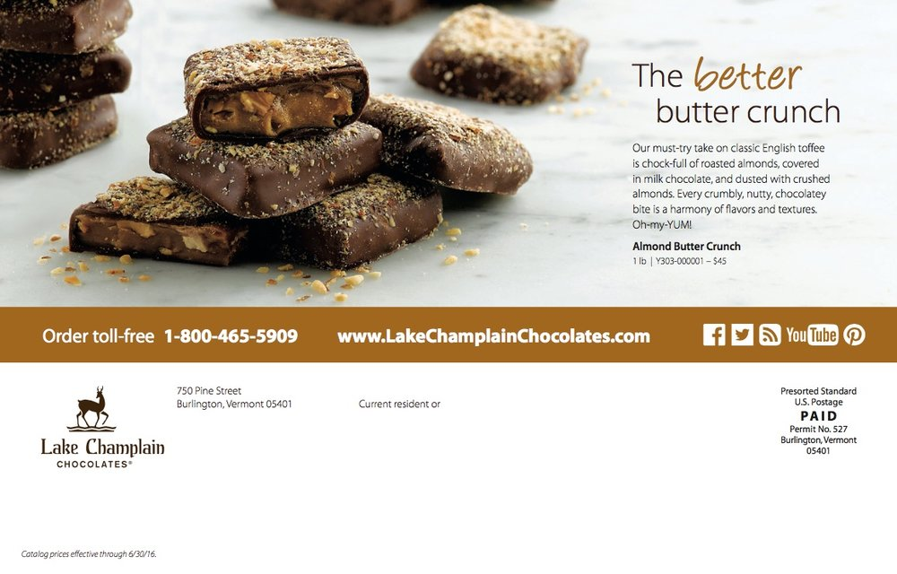 Butter Crunch - click to enlarge.
