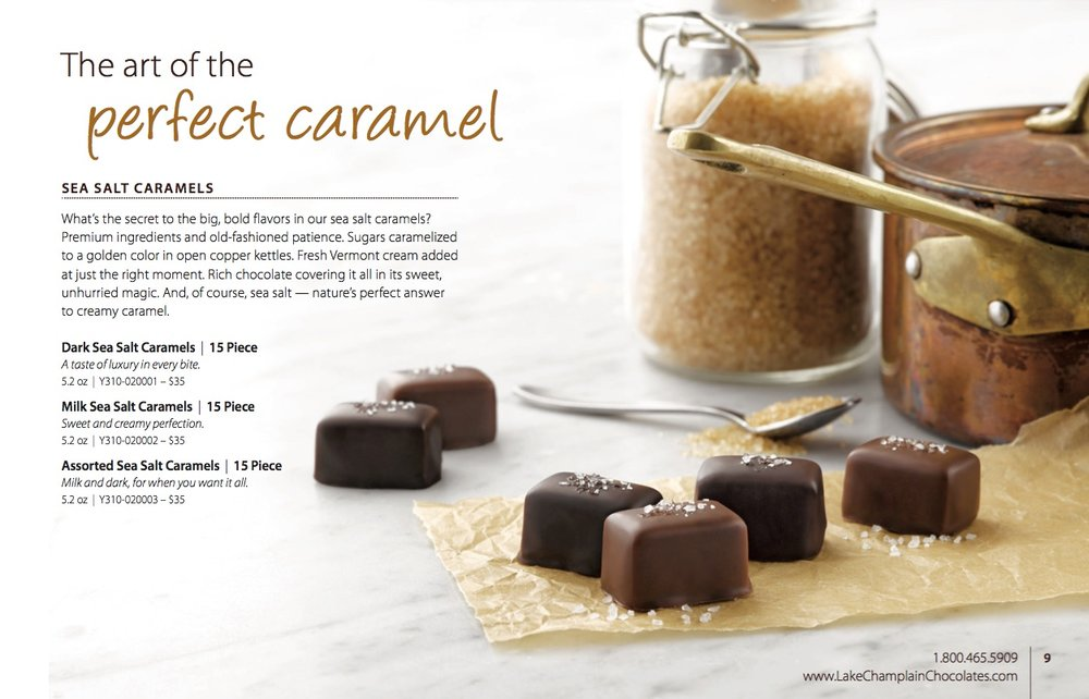 Sea Salt Caramels - click to enlarge.