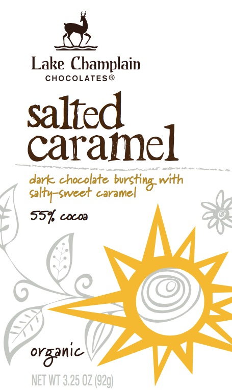 Salted Caramel - click to enlarge.