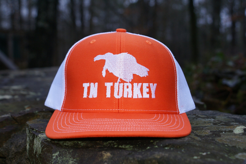 TENNESSEE ORANGE RICHARDSON SNAPBACK HAT — MyTrophyBuck.com 711c7ca61165