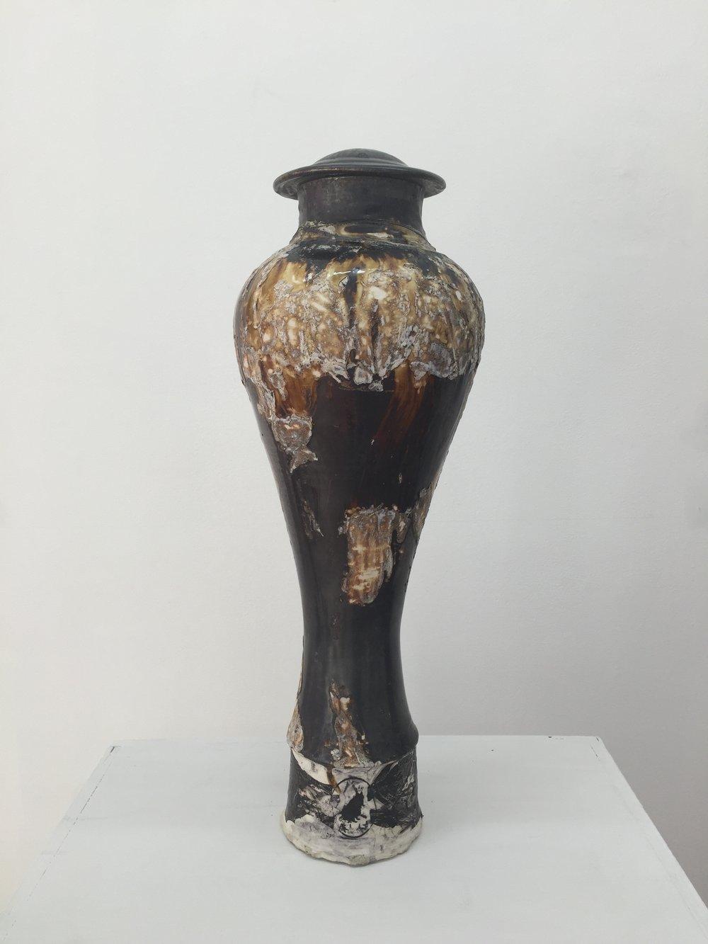 Reveille Barnes. Urn, 2015.