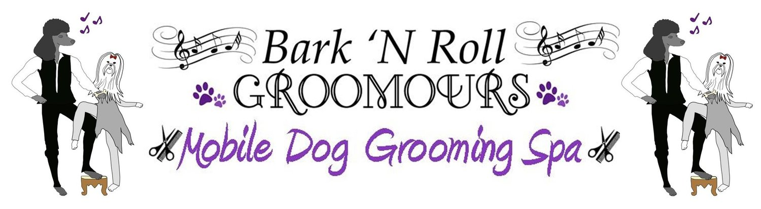 Bark N Roll GROOMOURS Mobile Dog Spa