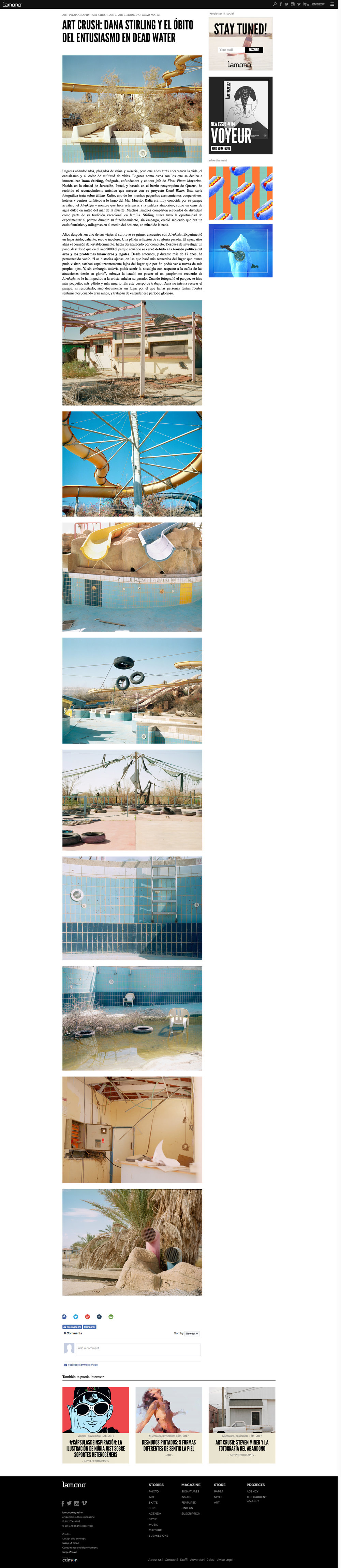 ART CRUSH-dana stirling y el óbito del entusiasmo en Dead Water | lamono magazine (2017-11-17 08-28-48).jpg