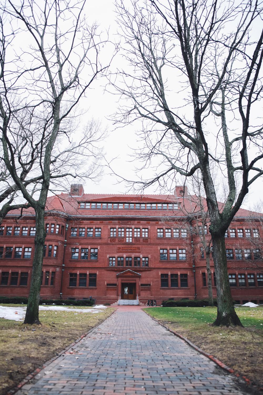 Sever Hall - Harvard University