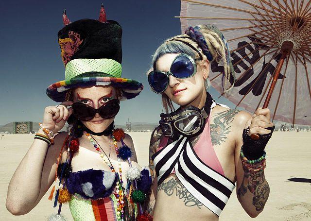 Survive at Burning Man