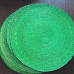 8 Woven Placemats