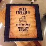 City Tavern Cookbook
