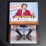 Anchorman DVD