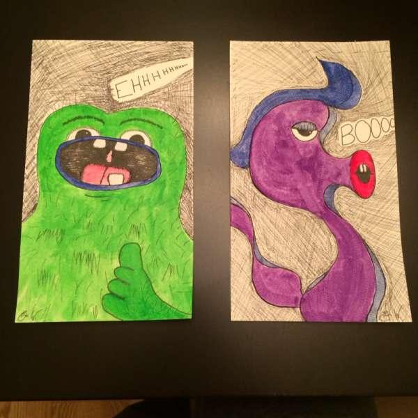 yerdle monsters