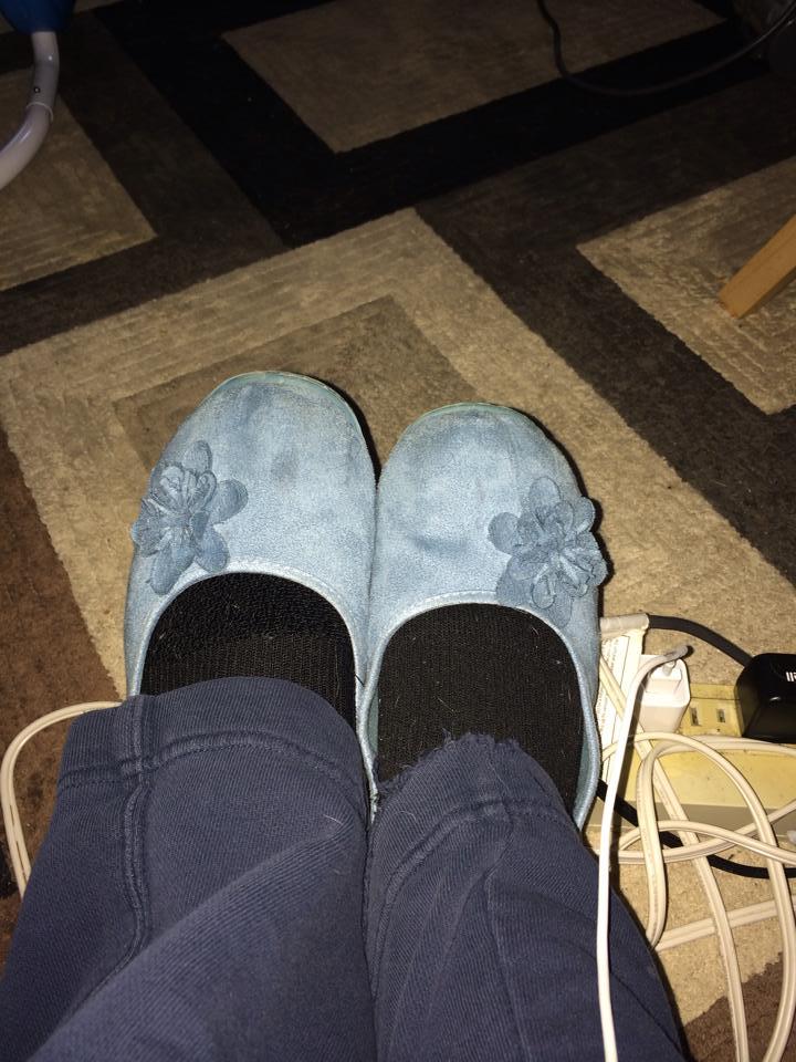 Marissa - house slippers