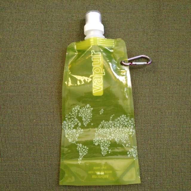 foldible water bottle