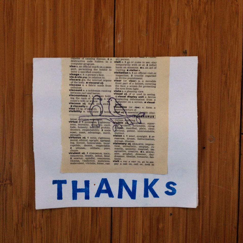 yerdle thank you note 1