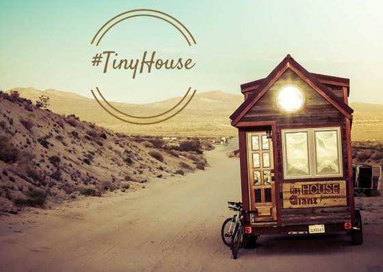 #TinyHouse
