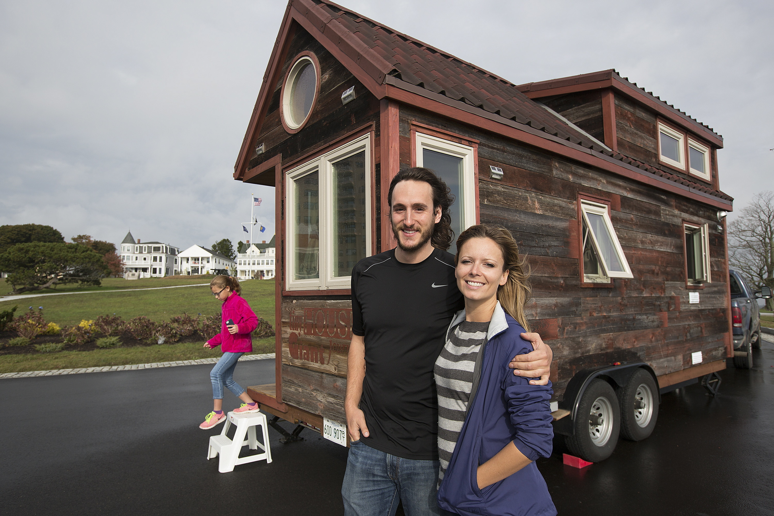 The Tiny House movement and sharing economy have much in common.