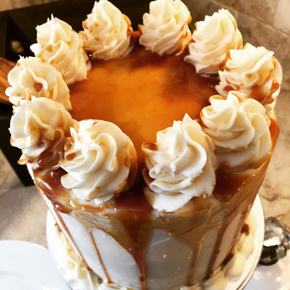 CLASSIC LAYER CAKE