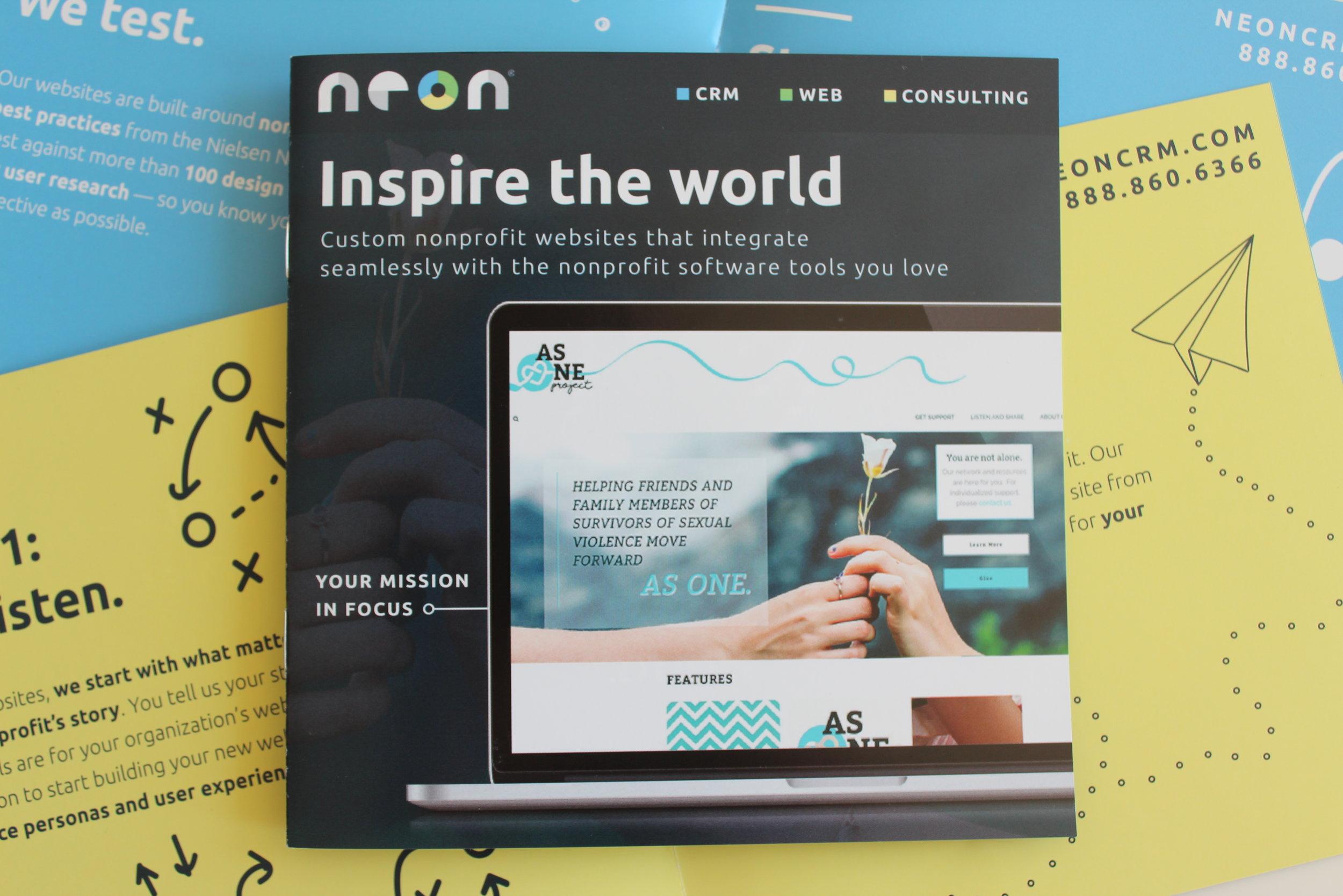 neon web studio process book andrew dain